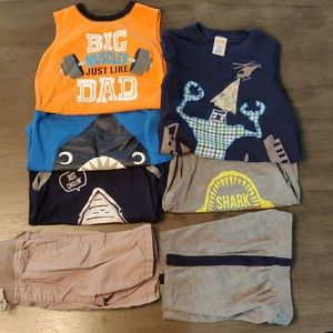 Lot 3t 4t clothes
